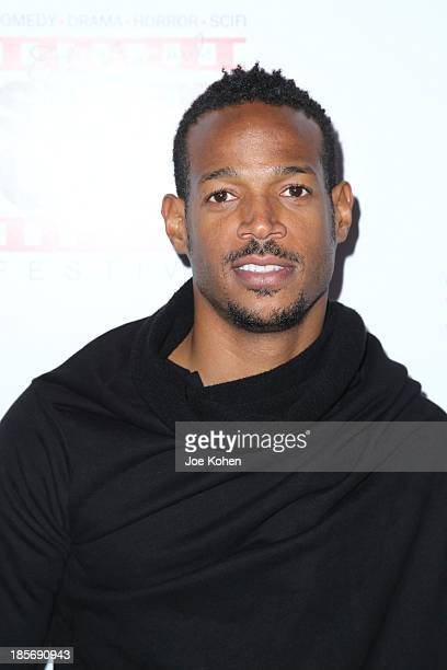 Marlon Wayans attends NBC Universal's 8th Annual Short Cuts Festival Grand Finale at DGA Theater on October 23 2013 in Los Angeles California