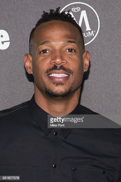 Marlon Wayans attends the 2016 Entertainment Weekly People New York Upfront at Cedar Lake on May 16 2016 in New York New York