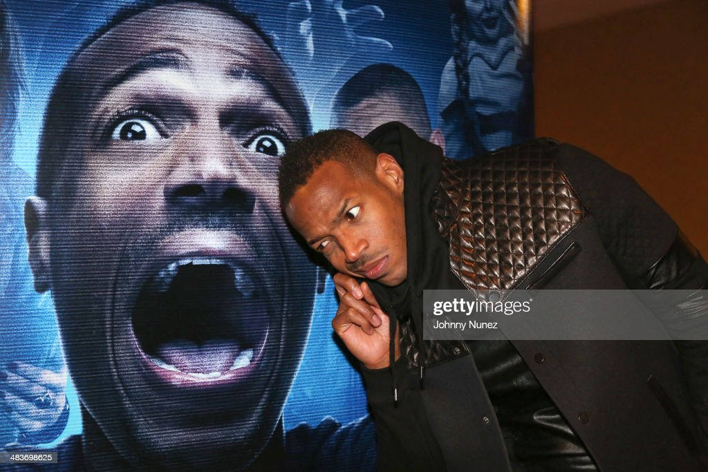 Marlon Wayans attends the 'A Haunted House 2' Screening at