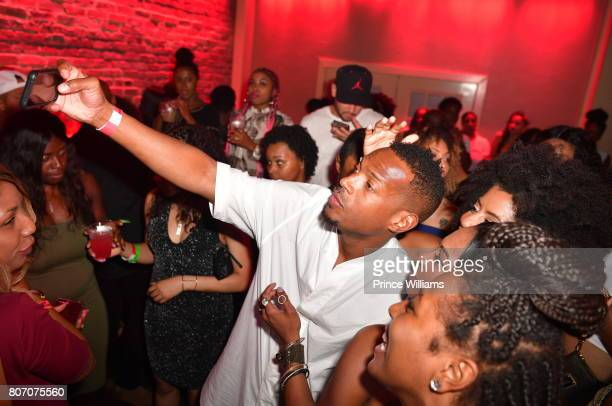 Marlon Wayans attends The Art of Luxury 'Black and White Blowout' Party at Metropolitan Nightclub on July 2 2017 in New Orleans Louisiana