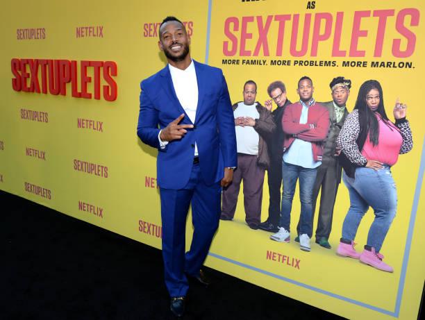 "Netflix World Premiere Of ""SEXTUPLETS"""