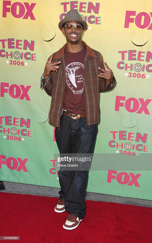 Marlon Wayans during 2006 Teen Choice Awards - Arrivals at Gibson Amphitheatre in Universal City, California, United States.