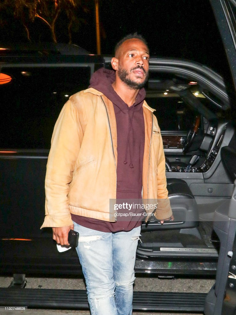 CA: Celebrity Sightings In Los Angeles - March 25, 2019