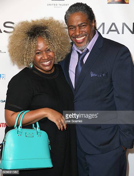 Marlow Wyatt Humanitas/CTG Playwright Prize Nominee and President of the Humanitas Awards Ali LeRoi attend the 41st Humanitas Prize Awards Ceremony...