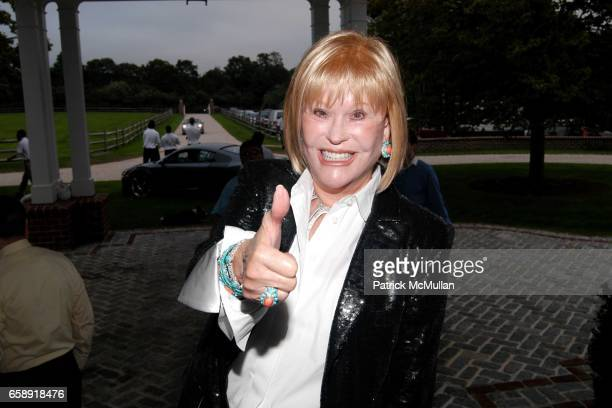 Marlyne Sexton attends BEST BUDDIES Hamptons Gala at Home of Anne Hearst McInerney and Jay McInerney on August 21 2009 in Watermill NY