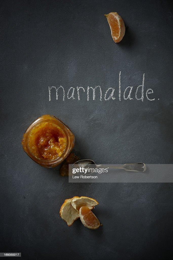 Marmalade : Stock-Foto