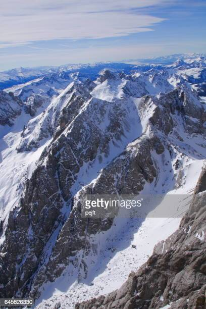 marmolada glacier the dolomites italy - pejft stock pictures, royalty-free photos & images