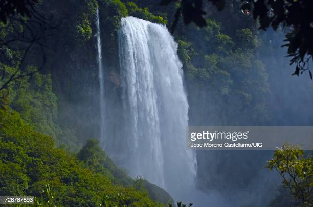 Marmore waterfalls, Valnerina, Terni, Umbria, Italy