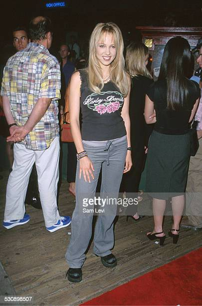 Marne Patterson during Dr Drewcom Launches Internet Show Drive Me Crazy at House of Blues in Los Angeles California United States