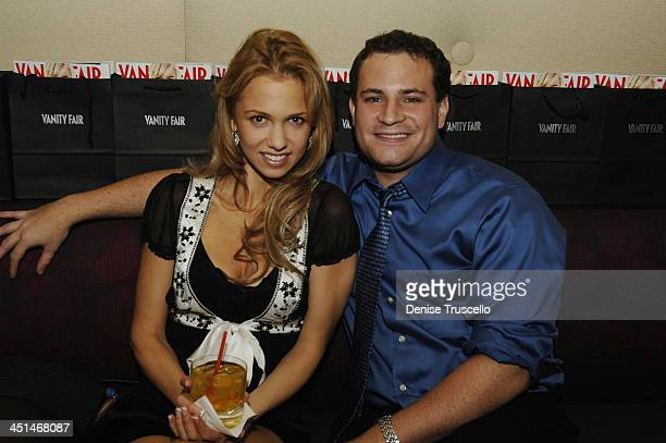 Marnette Patterson and Matt Weiss during Standing Still Release Party Hosted by Grey Goose Vodka Vanity Fair and Insomnia Entertainment at Jet...