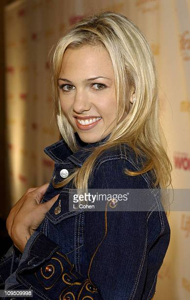 Marnette Patterson arrives at Women Rock Girls and Guitars airing on the Lifetime Television Network October 25th 2002 at 10 pm