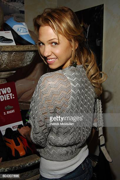 Marnette Patterson attends HOUSE OF FLAUNT Oscar Retreat Luncheon Hosted by SLY and PAMELA ANDERSON at House of Flaunt on March 3 2006 in Hollywood CA