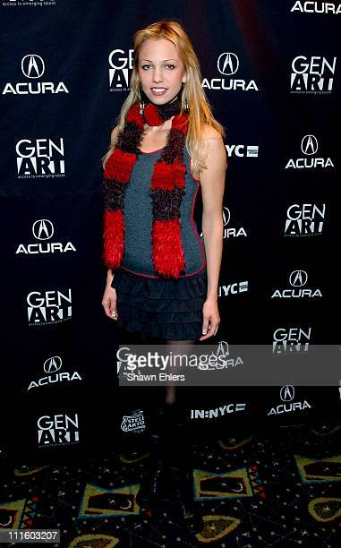 Marnette Patterson during 10th Annual Genart Film Festival Closing Night at Clearview Chelsea West Theatre in New York City New York United States
