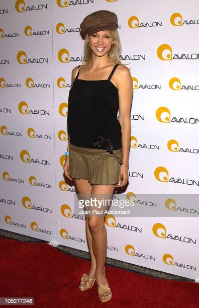 Marnette Patterson during Avalon Hollywood Grand Opening Arrivals at Avalon in Hollywood California United States