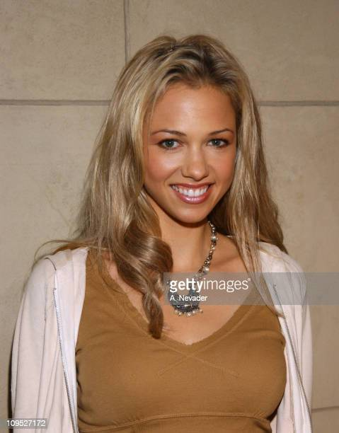 Marnette Patterson during GLAZA Fashion Show Benefit for Arnold's AllStars at The Highlands in Hollywood California United States