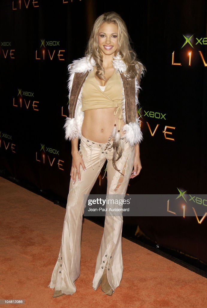 Launch Party for Xbox Live - Arrivals : News Photo