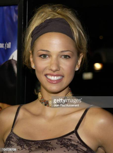 Marnette Patterson during Slap HerShe's French Premiere AfterParty at Academy of Motion Picture Arts and Sciences in Beverly Hills California United...
