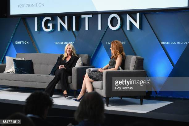 Marni Walden EVP and President of produt innovation and new business at Verizon speaks with Julia Boorstin senior media and entertainment...