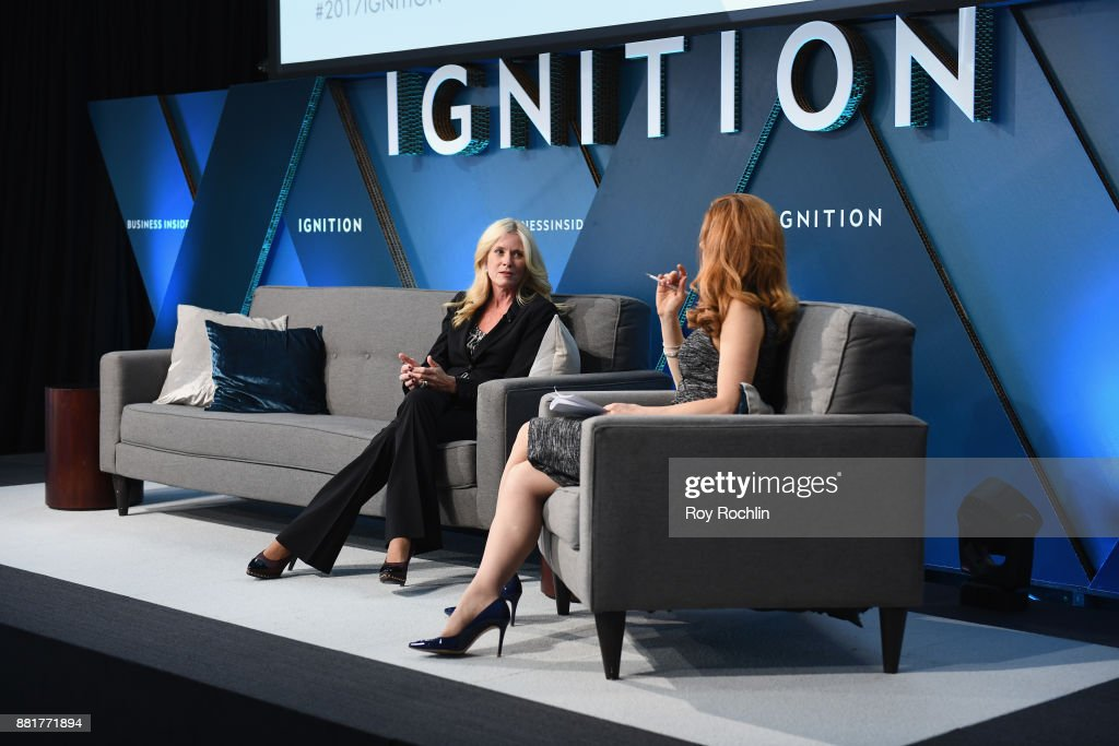 IGNITION: Future of Media : News Photo