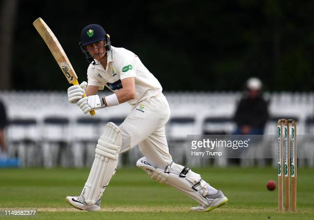 Marnus Labuschagne of Glamorgan bats during Day Three of the Specsavers County Championship Division Two match between Glamorgan and Gloucestershire...
