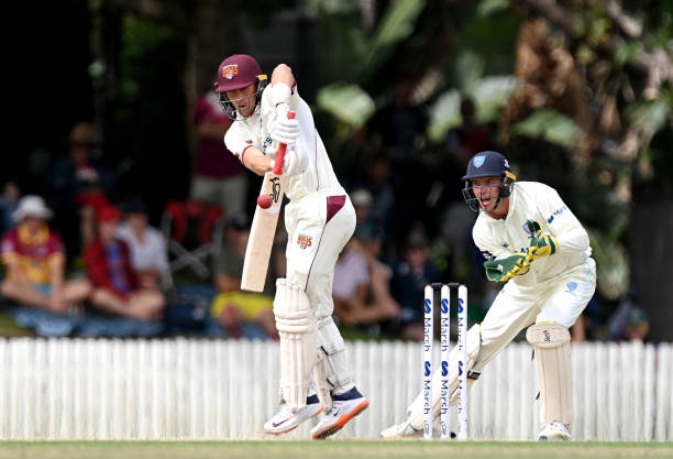 AUS: 2021 Sheffield Shield Final - QLD v NSW: Day 3