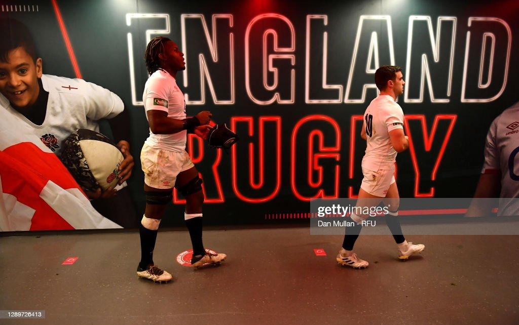 England v France - Quilter International & Autumn Nations Cup Final : ニュース写真
