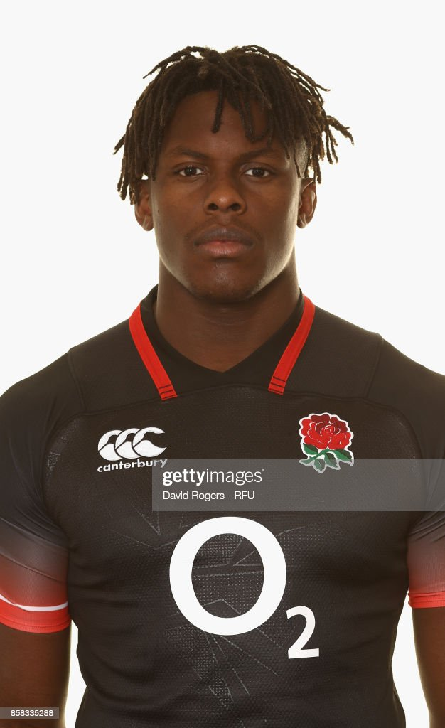 England Elite Player Squad Portraits