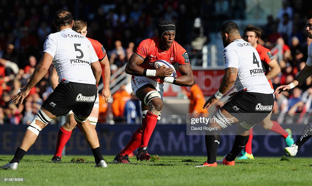 RC Toulon v Saracens - European Rugby Champions Cup