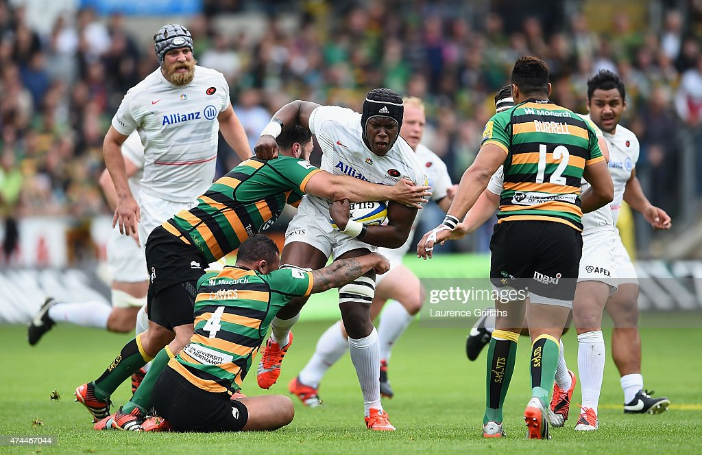 Northampton Saints v Saracens - Aviva Premiership Play Off Semi Final