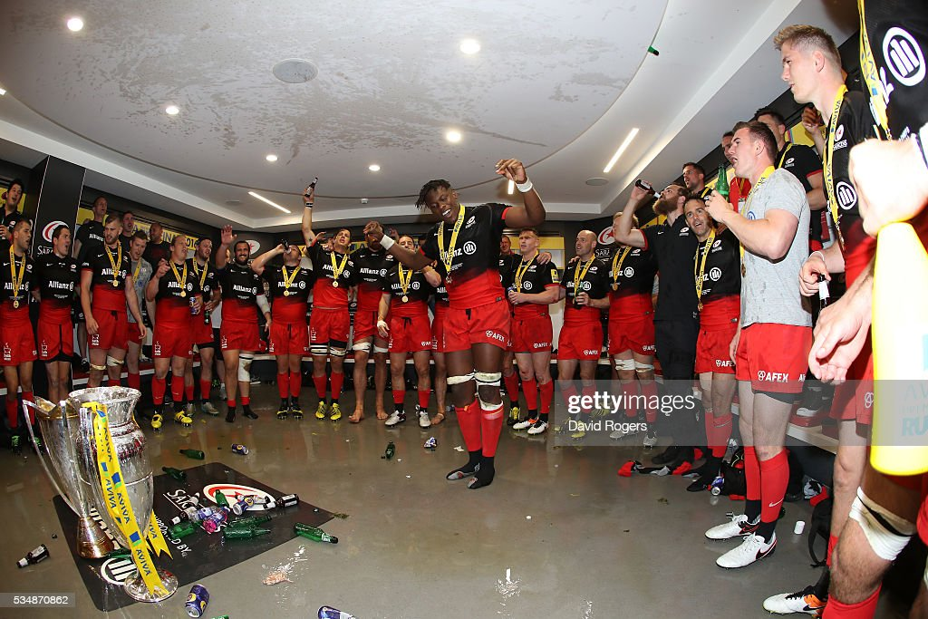 Saracens v Exeter Chiefs - Aviva Premiership Final : News Photo