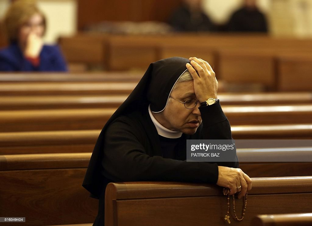 LEBANON-RELIGION-CHRISTIANS : Nachrichtenfoto