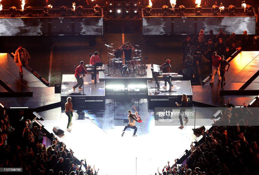 Pepsi Super Bowl LIII Halftime Show : News Photo
