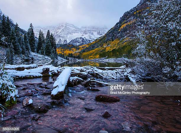 maroon creek - beaver dam stock pictures, royalty-free photos & images