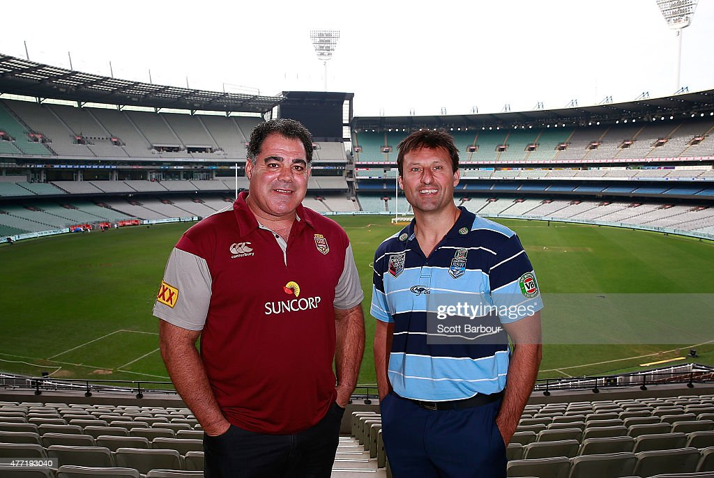 State of Origin Press Conference