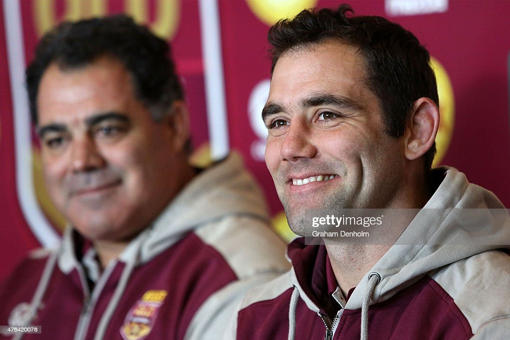 Queensland Maroons Team Announcement