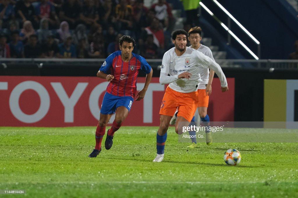 MYS: Johor Darul Ta'zim v Shandong Luneng - AFC Champions League Group E