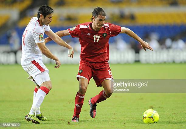Chamakh Morocco Football Pictures And Photos Getty Images