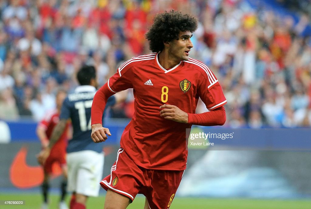France v Belgium - International Friendly Match At Stade de France : News Photo