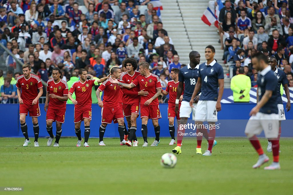 France v Belgium - International Friendly : News Photo