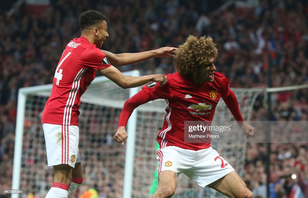 Manchester United v Celta Vigo - UEFA Europa League - Semi Final Second Leg : News Photo