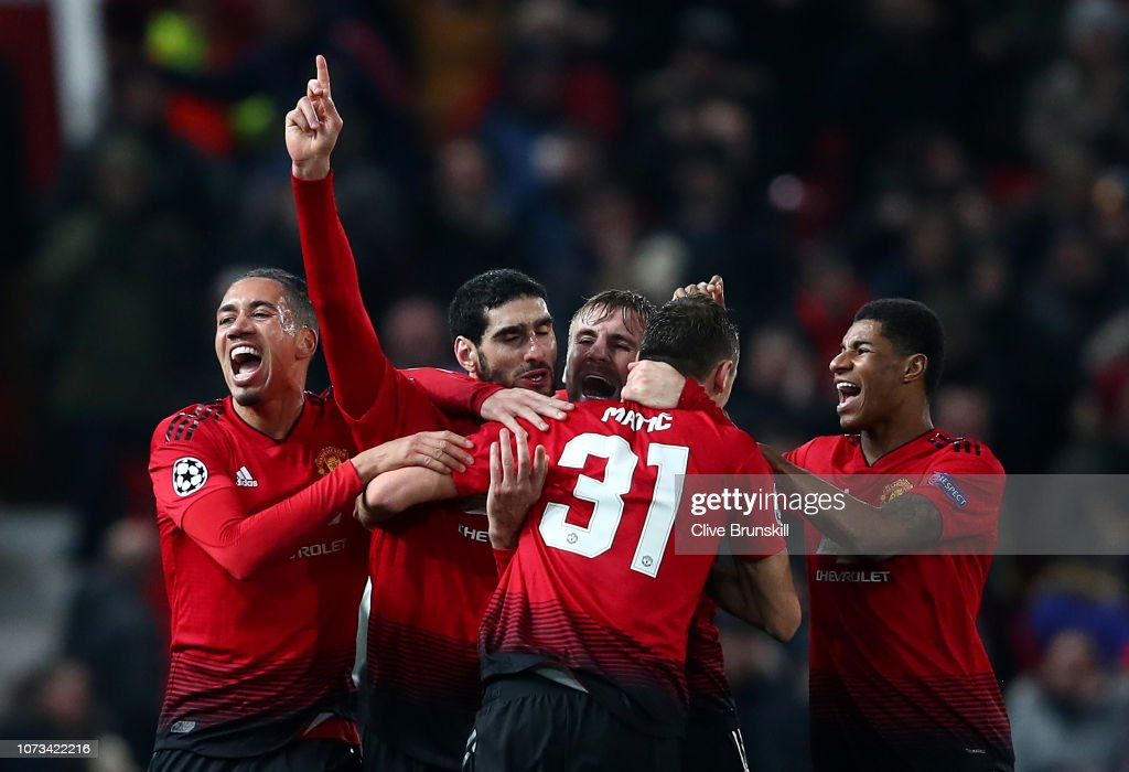Manchester United v BSC Young Boys - UEFA Champions League Group H : News Photo