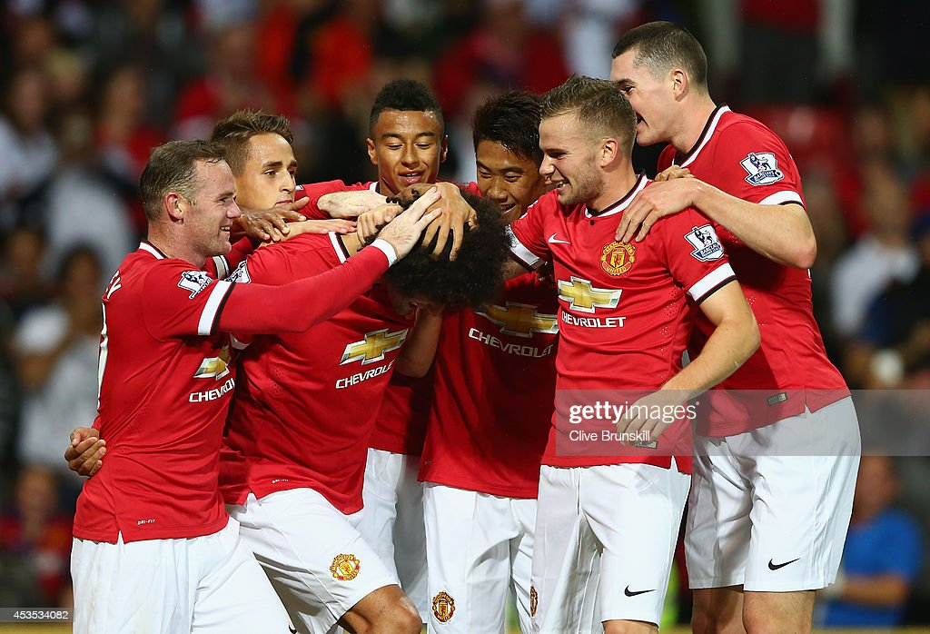 Manchester United v Valencia - Pre Season Friendly : News Photo