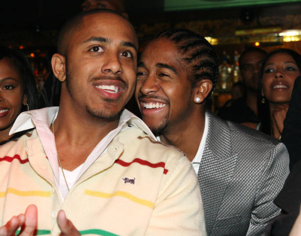 Marques houston dating chris stokes