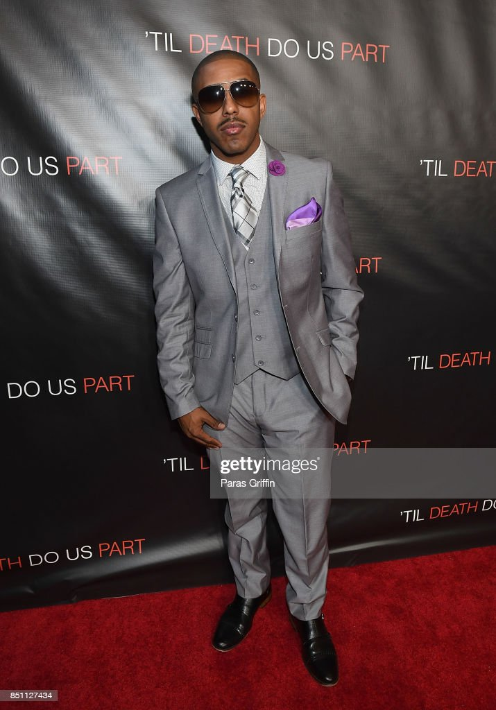 'TIL DEATH DO US PART Atlanta Red Carpet Screening and Q&A with Marques Houston and Annie Ilonzeh