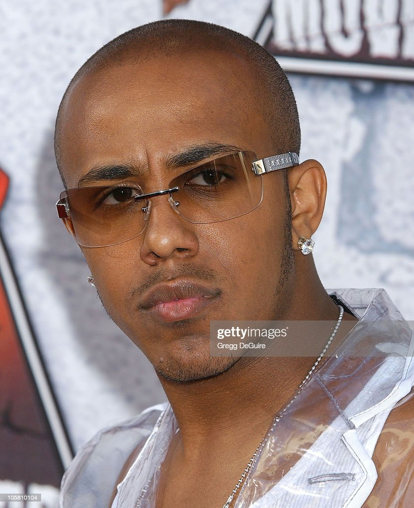 Marques Houston during MTV Movie Awards 2004 - Arrivals at Sony Pictures Studios in Culver City, California, United States.