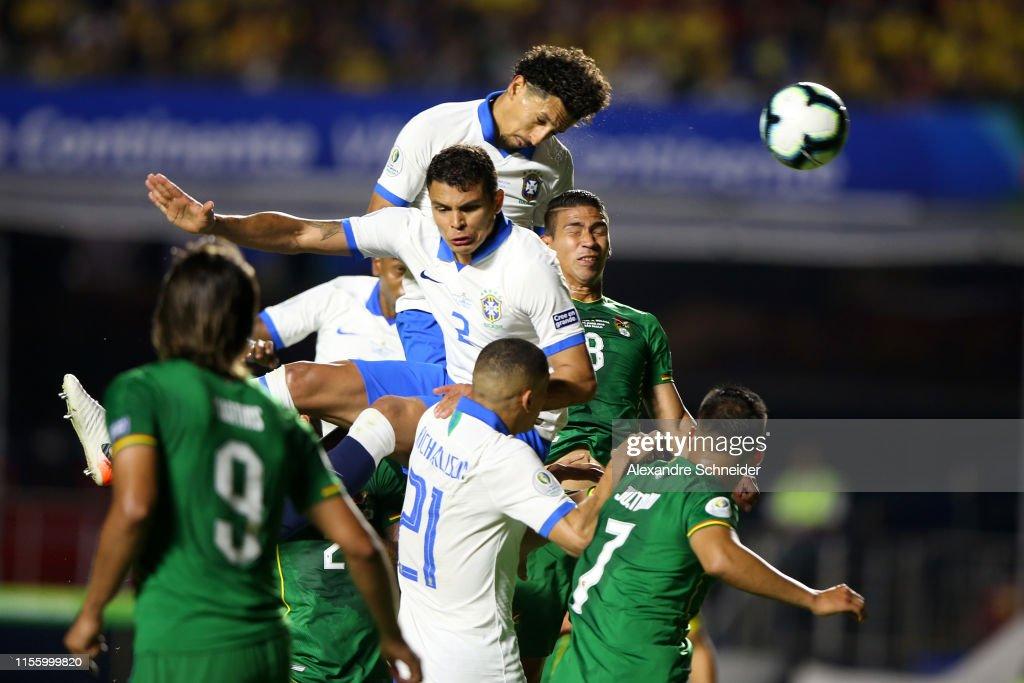 Brazil v Bolivia: Group A - Copa America Brazil 2019 : News Photo