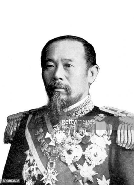 Marquis Hirobumi Ito Japanese statesman