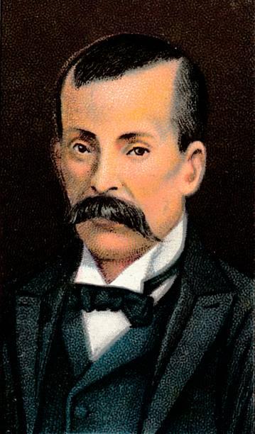 Marquis Komura Jutaro 1855 1911 Statesman And Diplomat In Meiji