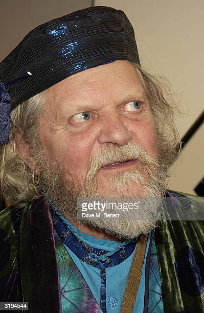 "Marquis of Bath attends a party to launch the DVD of ""Master And Commander: The Far Side Of The World"" at the Proud Central on April 1, 2004 in..."