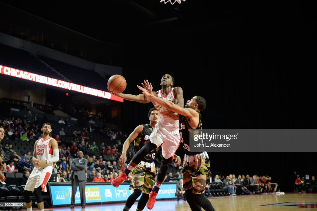 Memphis Hustle v Windy City Bulls